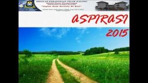 Majalah Tahunan 2015  SK Telok Kalong
