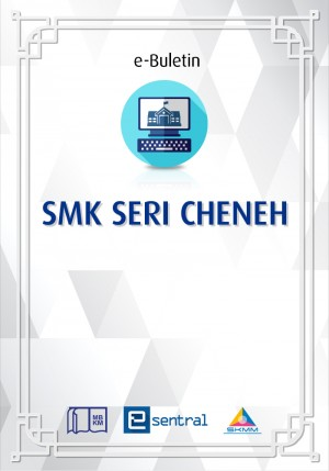 Tinta Bicara SeRICH by SMK SERI CHENEH from SMK SERI CHENEH in School Magazine category