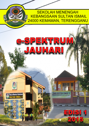 Majalah Tahunan 2015  SMK Sultan Ismail 2 by SMK Sultan Ismail 2 from SMK SULTAN ISMAIL 2 in Magazine category