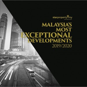 Malaysia's Most Exceptional Developments 2019/2020 by StarProperty Sdn Bhd from Star Media Group Berhad in Business & Management category