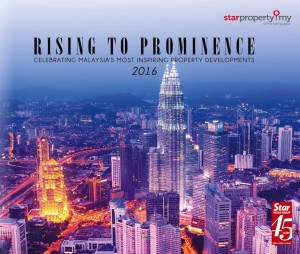 Rising To Prominence | Celebrating Malaysia's Most Inspiring Property Developments 2016