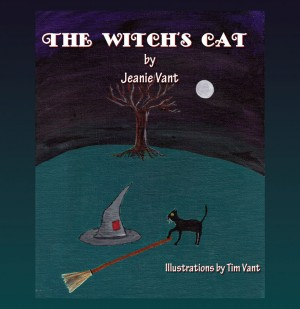 The Witch's Cat by Jeanie Vant from Strategic Book Publishing & Rights Agency in Teen Novel category