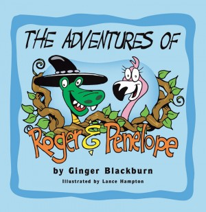 The Adventures of Roger and Penelope by Virginia R. Blackburn from Strategic Book Publishing & Rights Agency in Business & Management category