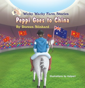 Peppi the Polo Pony by Doreen Anne Slinkard from Strategic Book Publishing & Rights Agency in Teen Novel category
