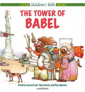 The Tower of Babel by Anne de Graaf from Strategic Book Publishing & Rights Agency in Religion category