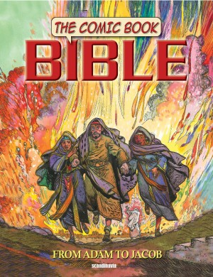 The Comic Book Bible, OT1 by José Pérez Montero from Strategic Book Publishing & Rights Agency in Religion category
