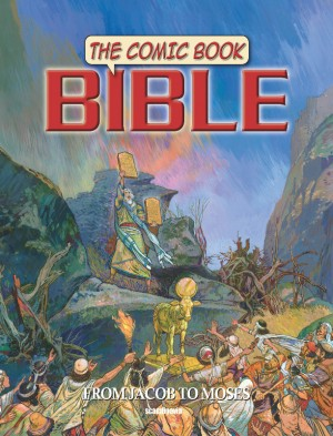 The Comic Book Bible, OT2 by José Pérez Montero from Strategic Book Publishing & Rights Agency in Religion category