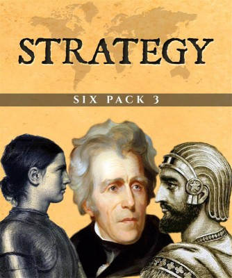 Strategy Six Pack 3 by H. W. Halleck from StreetLib SRL in History category