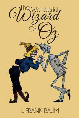 The Wonderful Wizard of Oz by L. Frank Baum from StreetLib SRL in Classics category