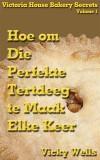 Hoe Om Die Perfekte Tertdeeg Te Maak - Elke Keer by  Vicky Wells from  in  category
