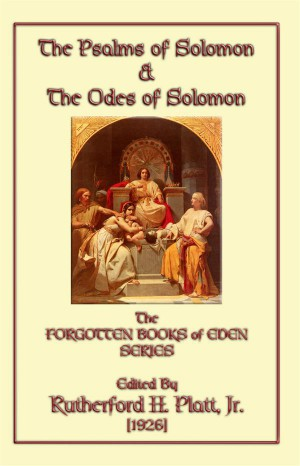 The Psalms of Solomon and the Odes of Solomon by unknown authors from StreetLib SRL in Religion category