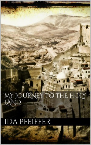 My Journey to the Holy Land by Ida Pfeiffer from StreetLib SRL in Travel category