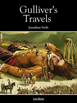the english pride in the novel gullivers travels by jonathan swift