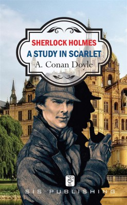 A Study in Scarlet by A. Conan Doyle from StreetLib SRL in General Novel category