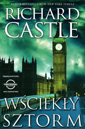 W?ciek?y sztorm by Richard Castle from StreetLib SRL in General Novel category