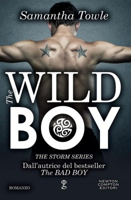 The Wild Boy by Samantha Towle from StreetLib SRL in Romance category