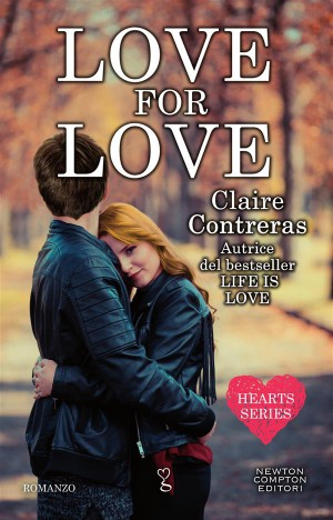 Love for Love by  Claire Contreras from StreetLib SRL in Romance category