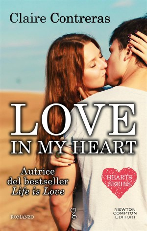 Love in my heart by  Claire Contreras from StreetLib SRL in Romance category