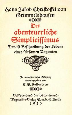 Der abenteuerliche Simplicissimus by Hans Jakob Christoffel vom Grimmelshausen from StreetLib SRL in Classics category