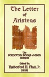 THE LETTER OF ARISTEAS - A Book of the Apocrypha by Edited by Rutherford H. Platt, Jr. from  in  category