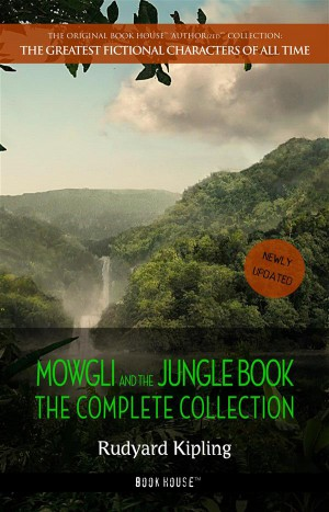 Mowgli and the Jungle Book: The Complete Collection by Rudyard Kipling from StreetLib SRL in Language & Dictionary category