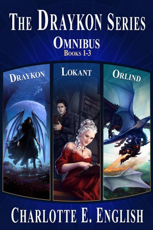 The Draykon Series 1-3 by Charlotte E. English from StreetLib SRL in General Novel category