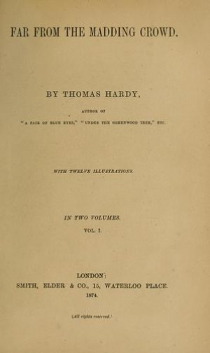 Far from the Madding Crowd by Thomas Hardy from StreetLib SRL in Classics category