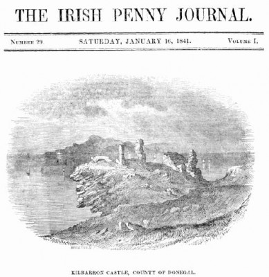 The Irish Penny Journal, Vol. 1 No. 29, January 16, 1841 by Various from StreetLib SRL in Classics category