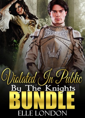 Violated In Public By The Knights: Bundle by Elle London from StreetLib SRL in General Novel category