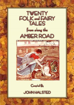 Twenty Tales from Along The Amber Road - Stories from Russia to Italy by John Halsted from  in  category