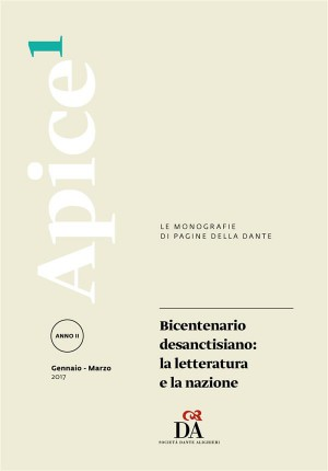 Bicentenario desanctisiano: la letteratura e la nazione [Apice 1/2017] by aa.vv from StreetLib SRL in General Novel category
