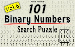 101 Binary Numbers Search Puzzle- Vol. 6 by PbooksE Publications from StreetLib SRL in General Novel category