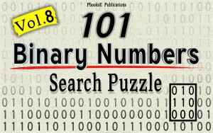 101 Binary Numbers Search Puzzle- Vol. 8 by PbooksE Publications from StreetLib SRL in General Novel category