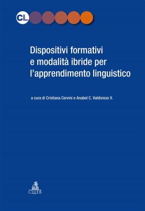 Dispositivi formativi per lapprendimento linguistico