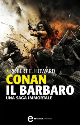 Conan il barbaro by Robert E. Howard from StreetLib SRL in General Novel category