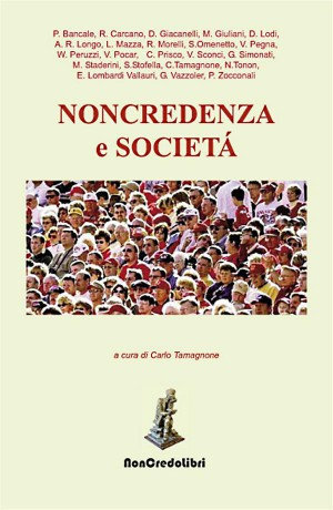 Non credenza e società  by AA. VV. from StreetLib SRL in Religion category