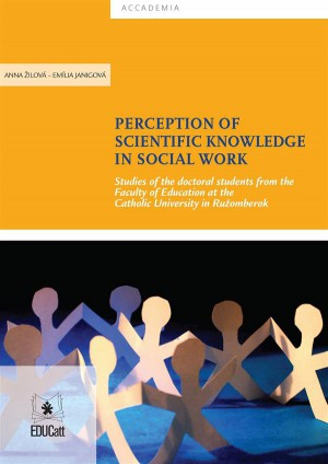 Perception of scientific knowledge in social work by Emília Janigová from StreetLib SRL in General Academics category