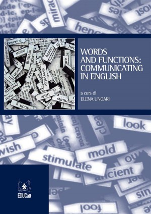 Words and functions: communicating in english by Elena Ungari from StreetLib SRL in Language & Dictionary category