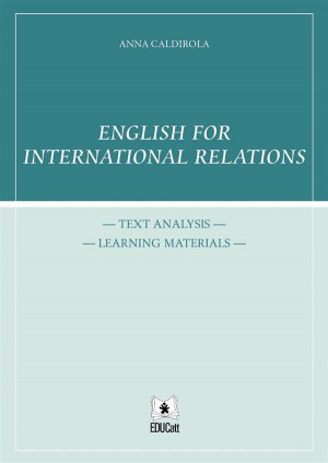 English for international relations by Anna Caldirola from StreetLib SRL in Language & Dictionary category