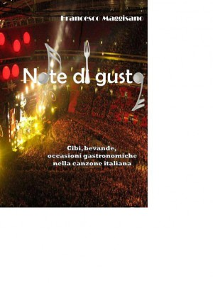 Note di gusto by Francesco Maggisano from StreetLib SRL in Art & Graphics category