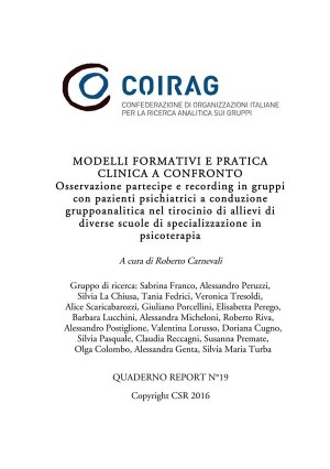 Modelli formativi e pratica clinica a confronto by Roberto Carnevali from StreetLib SRL in Family & Health category