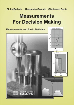 Measurements for Decision Making by  Gianfranco Genta from StreetLib SRL in Engineering & IT category