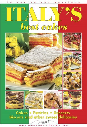 Italy's best cake by Mara Mantovani from StreetLib SRL in Recipe & Cooking category