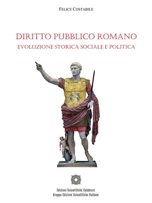 Diritto Pubblico Romano by Felice Costabile from StreetLib SRL in Law category