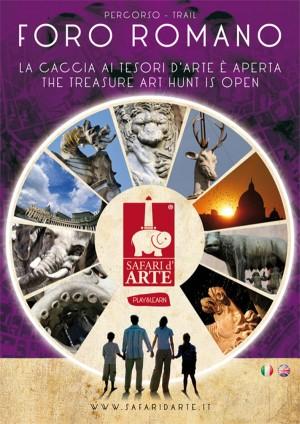 Safari d'arte Roma - Percorso Foro Romano