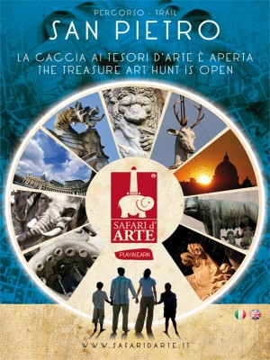 Safari d'arte Roma – San Pietro