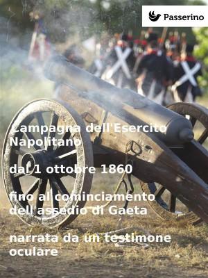 Campagna dellEsercito Napolitano dal 1 ottobre 1860  fino al cominciamento dellassedio di Gaeta narrata da un testimone oculare by Anonimo from StreetLib SRL in General Novel category