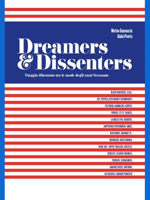 Dreamers & Dissenters by Giulia Pivetta from StreetLib SRL in Sports & Hobbies category