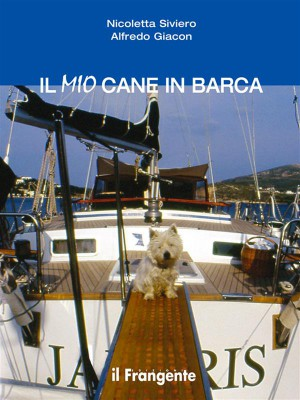 Il mio cane in barca by Alfredo Giacon from StreetLib SRL in Travel category