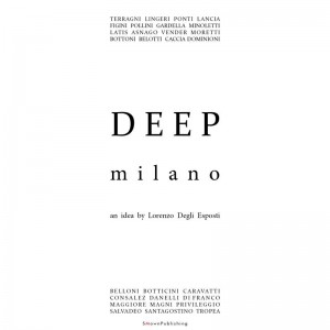 DEEP Milano by Lorenzo Degli Esposti from StreetLib SRL in Engineering & IT category